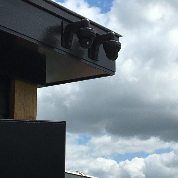Camera en inbraak installatie -4